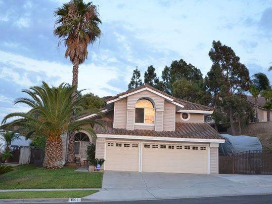 1501 San Clemente Ln, Corona, CA 92882