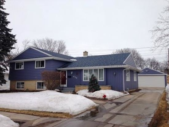 430 E Pershing St, Appleton, WI 54911