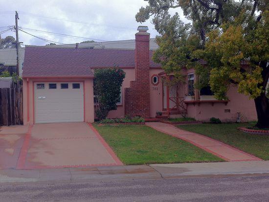 782 Linden Ave, San Bruno, CA 94066