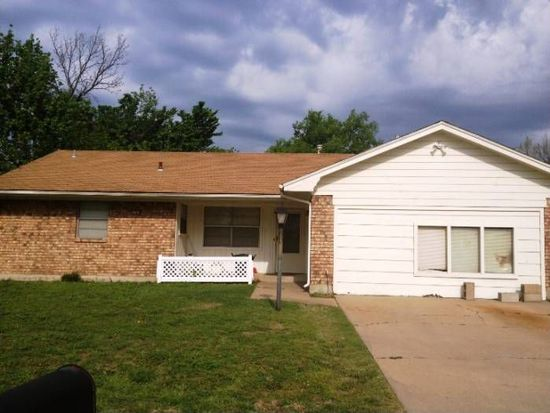 3368 S 121st East Ave, Tulsa, OK 74146