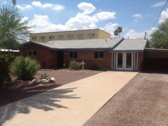 123 N Longfellow Ave, Tucson, AZ 85711