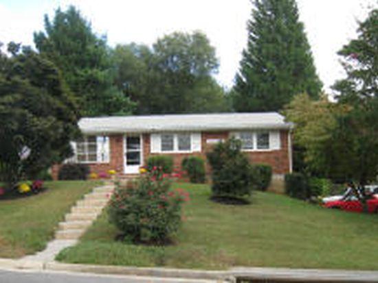 6303 Nell Dr, Roanoke, VA 24019