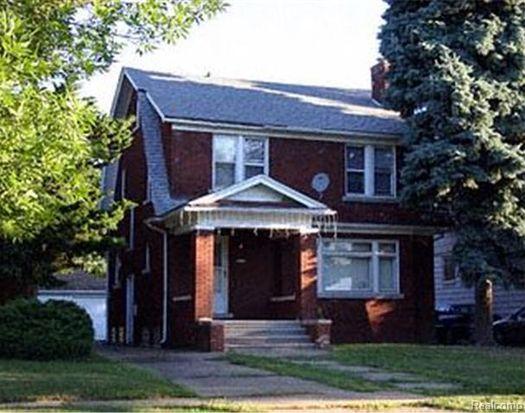 12131 Kilbourne St, Detroit, MI 48213