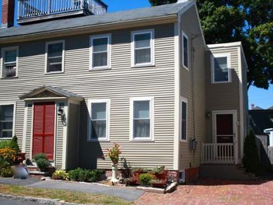 4 Kent St UNIT 1, Newburyport, MA 01950