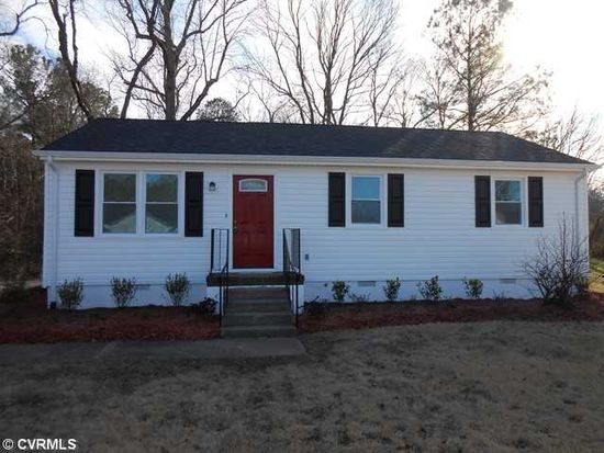 20509 Hickory Ct, South Chesterfield, VA 23803