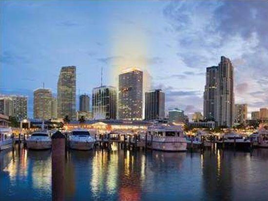 50 Biscayne Blvd APT 1705, Miami, FL 33132