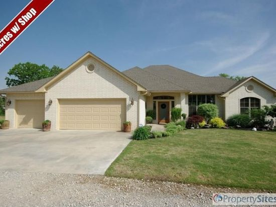 12217 Horseshoe Dr, Jones, OK 73049
