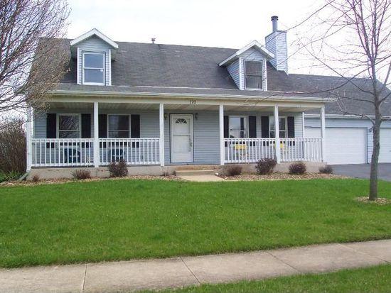 170 N Hickory St, Cortland, IL 60112