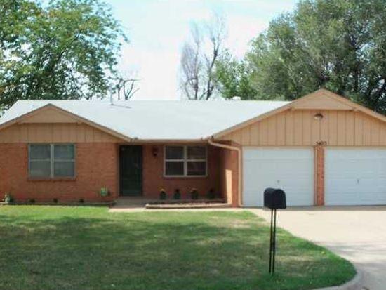 5405 Keith Dr, Oklahoma City, OK 73135