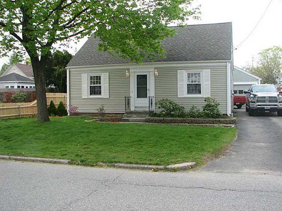 28 Farnum St, Pawtucket, RI 02861