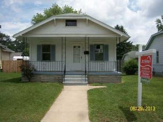 622 S 34th St, South Bend, IN 46615