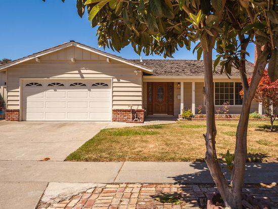 2814 Monte Cresta Way, San Jose, CA 95132