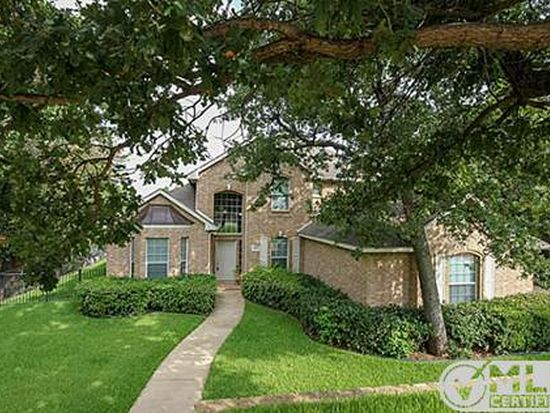 1408 Blue Quail Run, Crowley, TX 76036