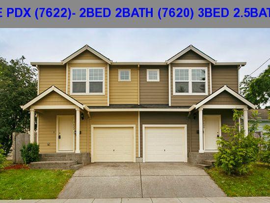 7620-7622 SE Woodstock Blvd, Portland, OR 97206