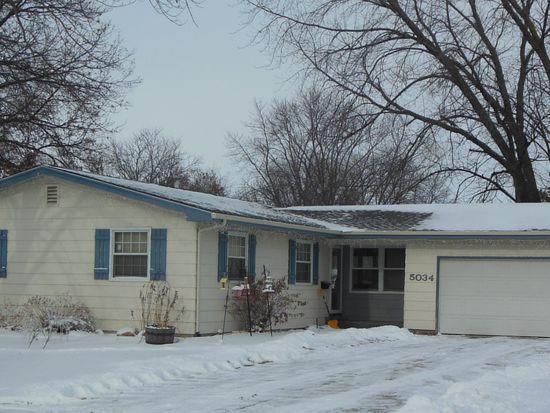5034 Spencer Dr SW, Cedar Rapids, IA 52404