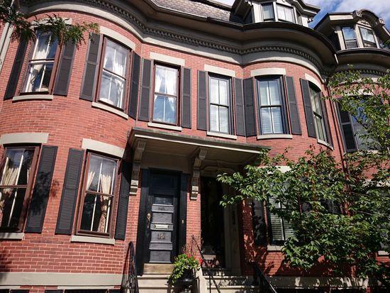 13 Dartmouth St UNIT 1, Boston, MA 02116