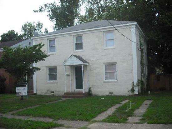131 Clyde St, Hampton, VA 23669