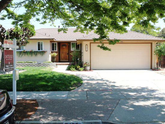 5486 Clovercrest Dr, San Jose, CA 95118