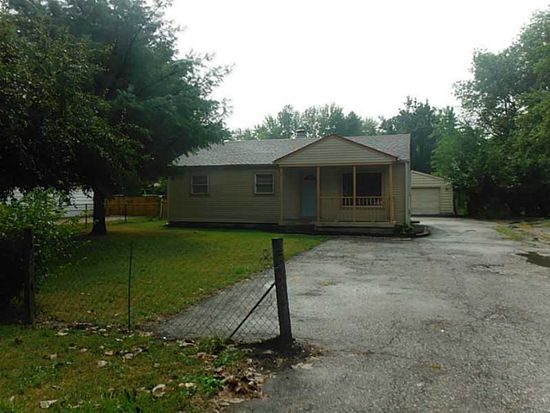 5543 E 23rd St, Indianapolis, IN 46218