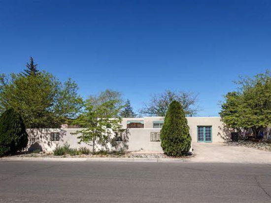 1010 Camino Redondo, Santa Fe, NM 87505