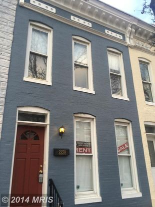 2228 Sidney Ave, Baltimore, MD 21230