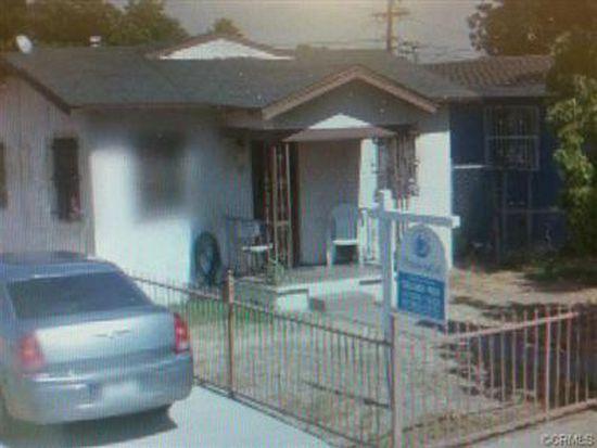 E 815 E 105th St, Los Angeles, CA 90002