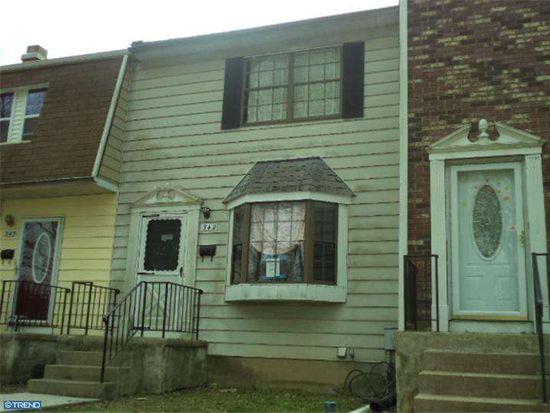342 N Mount Vernon Cir, Bensalem, PA 19020