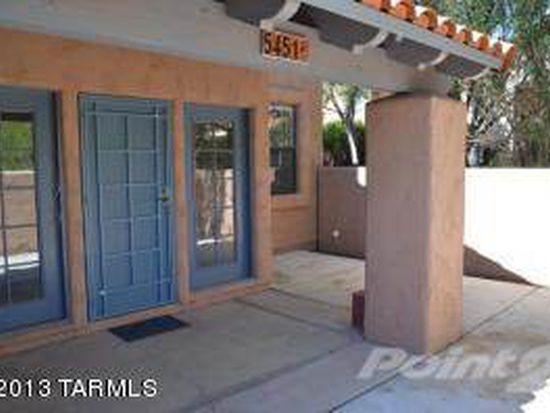 5451 N Via Del Arbolito, Tucson, AZ 85750
