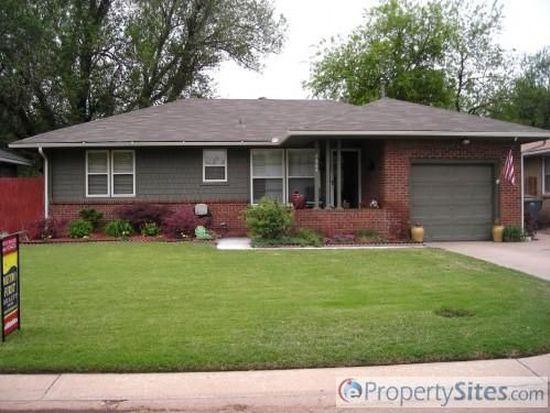 1608 Downing St, Oklahoma City, OK 73120