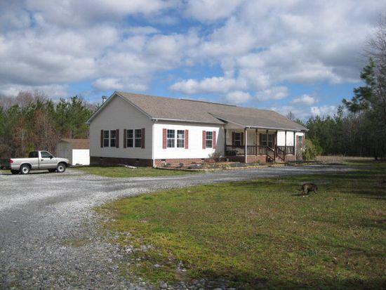 391 Worsham Rd, Farmville, VA 23901
