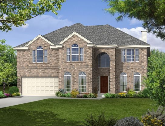 Chateau II - River Bend by Meritage Homes
