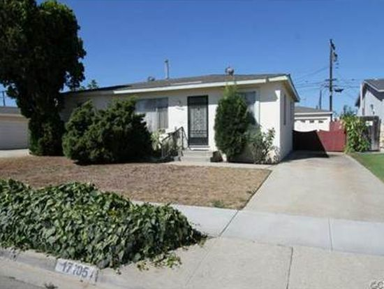 17105 S Harvard Blvd, Gardena, CA 90247