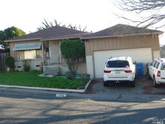 276 San Marino Ave, Vallejo, CA 94589