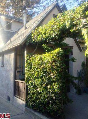 2624 N Beachwood Dr, Los Angeles, CA 90068