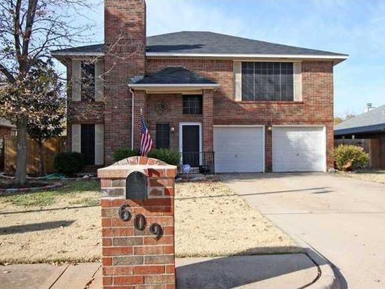 609 Blue Ridge Dr, Edmond, OK 73003