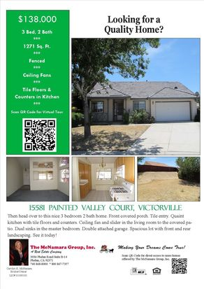 15581 Painted Valley Ct, Victorville, CA 92394