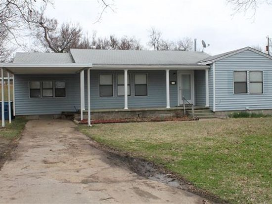 400 S 13th St, Mcalester, OK 74501
