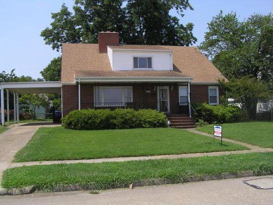 321 Chesapeake Ave, Newport News, VA 23607