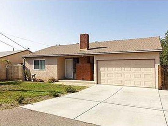 13032 Julian Ave, Lakeside, CA 92040