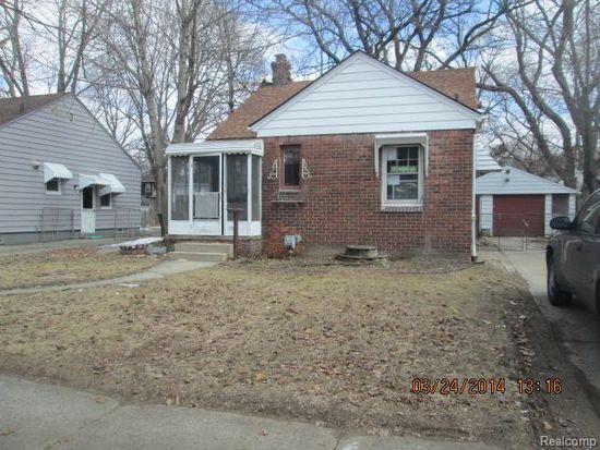 16828 Bramell St, Detroit, MI 48219
