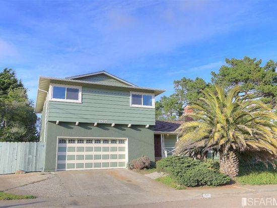 1591 Monterey Dr, San Bruno, CA 94066