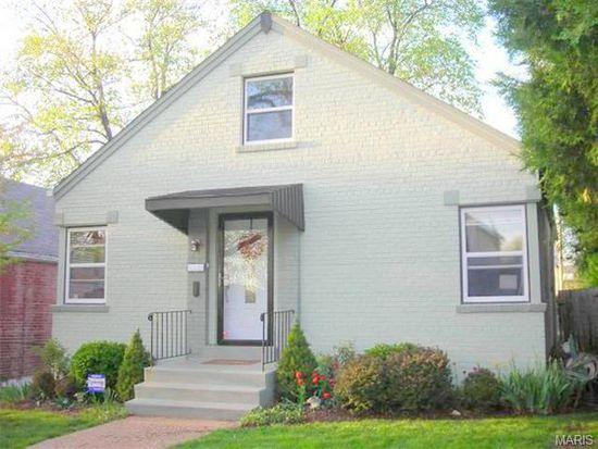 6603 Marmaduke Ave, Saint Louis, MO 63139