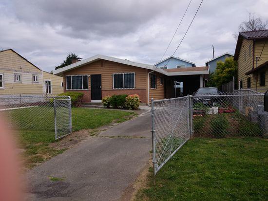 3232 S Kenyon St, Seattle, WA 98118
