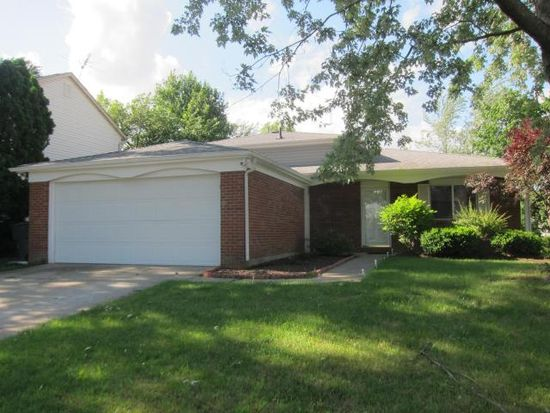 8615 Renford Ct, Powell, OH 43065