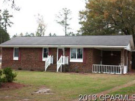 2124 Oakley Rd, Stokes, NC 27884