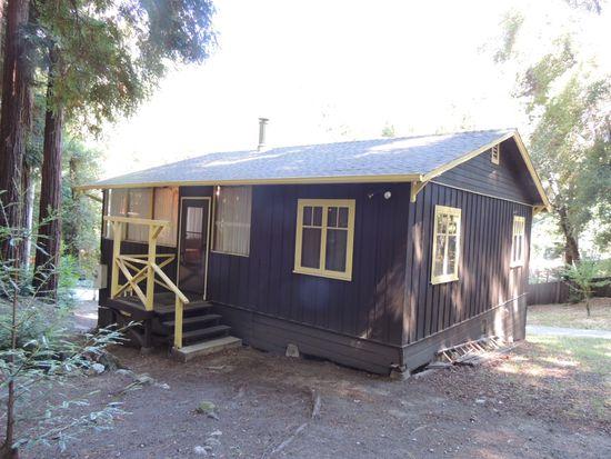 15845 Kings Creek Rd, Boulder Creek, CA 95006