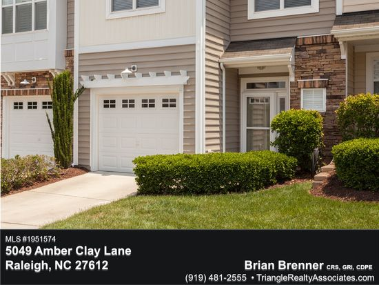 5049 Amber Clay Ln, Raleigh, NC 27612