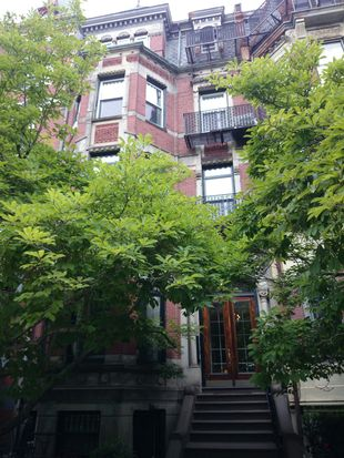 321 Commonwealth Ave APT 10A, Boston, MA 02115