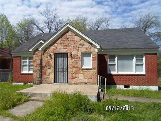 1089 Pearce St, Memphis, TN 38107