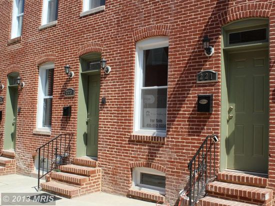 225 S Madeira St, Baltimore, MD 21231